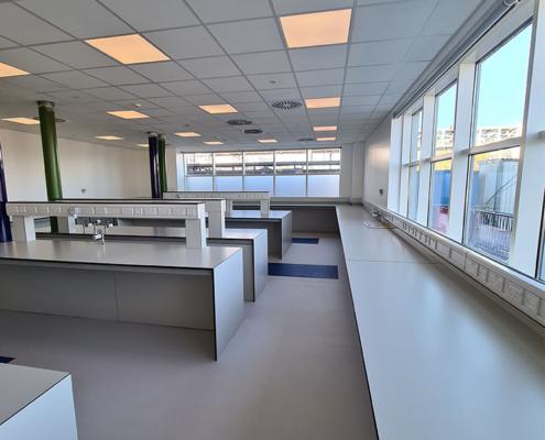 Sanofi QC Laboratory Reconfigeration7