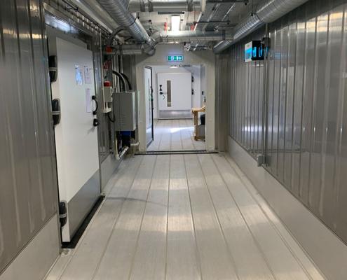 West Pharma Stability Storage project6