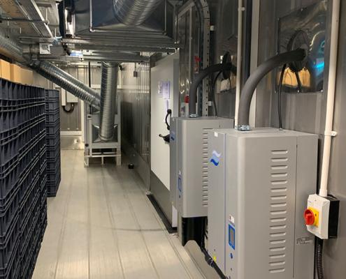 West Pharma Stability Storage project7
