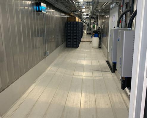 West Pharma Stability Storage project8